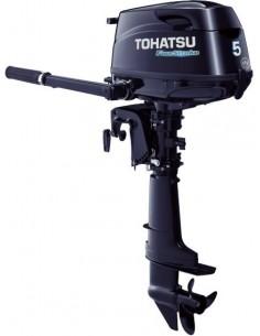 Pakabinamas variklis Tohatsu MFS 5 L