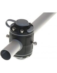 Užraktas su montavimo platforma ant vamzdžio Ø 30, 32 mm