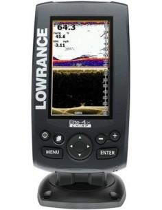 Lowrance Elite-4x Chirp 83/200 455/800kHz