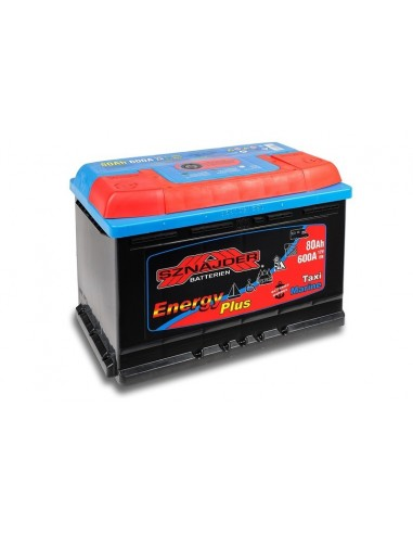Sznajder Energy Plus 80Ah