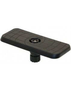 Platform (164x68 mm) for fishfinder and optional equipment