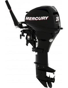 Pakabinamas variklis Mercury F15 M