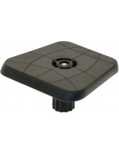 Platform (100*100 mm) for fishfinder and optional equipment