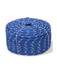 6mm 16 vijų pinta virvė