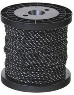 8mm 16 vijų pinta virvė