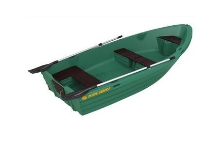Polietilėninės, plastikinės valtys